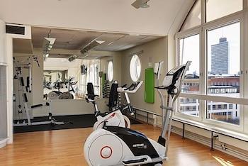 메모리 호텔(Memory Hotel) Hotel Image 30 - Gym