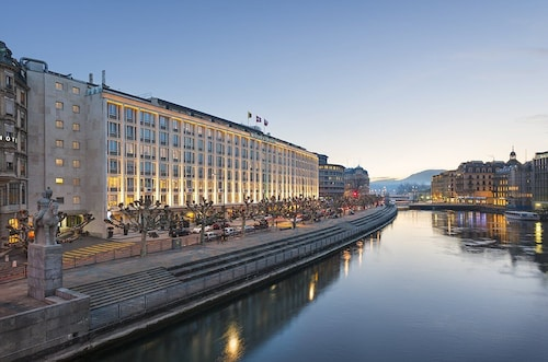 . Mandarin Oriental, Geneva
