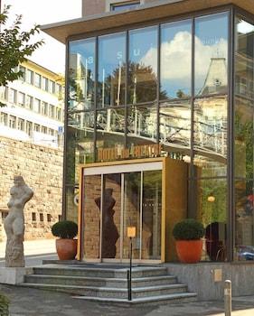 Hotel - Hotel du Theatre by Fassbind