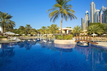 Book Habtoor Grand Beach Resort & Spa in Dubai.