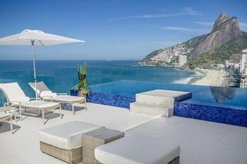 培亞依巴內瑪飯店 Hotel Praia Ipanema