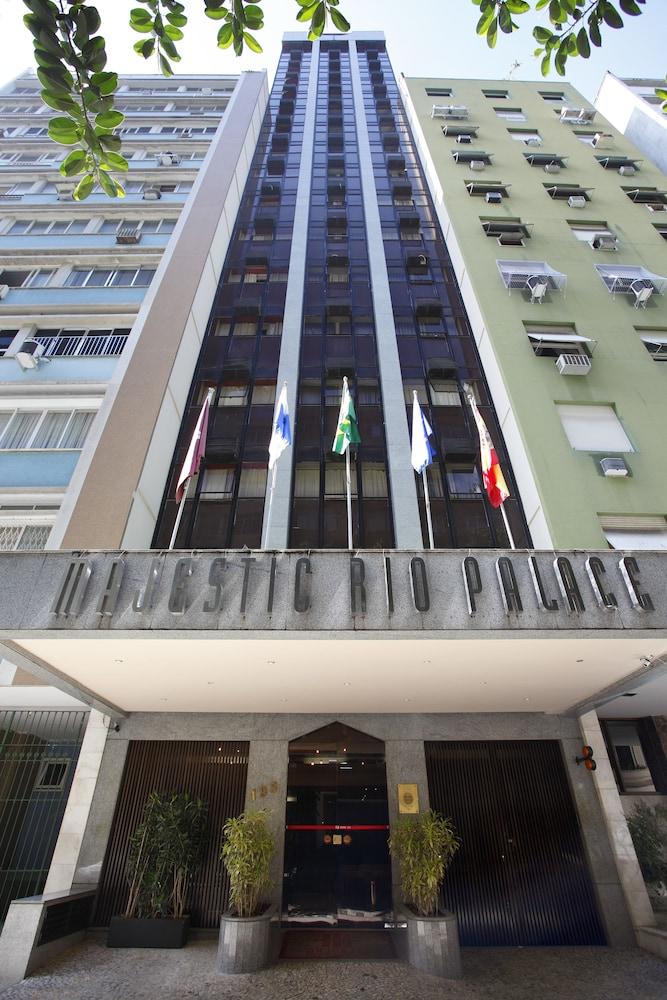 매저스틱 리오 팰리스 호텔(Majestic Rio Palace Hotel) Hotel Image 18 - Hotel Entrance