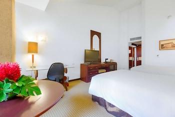 Oda, 2 Çift Kişilik Yatak, Sigara İçilmez (1 Bedroom)