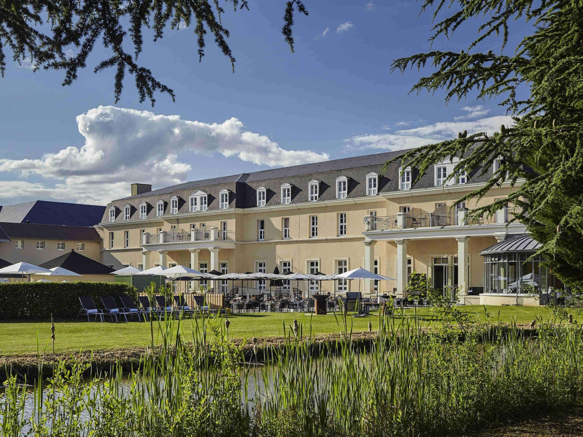 Mercure Chantilly Resort & Conventions, Oise