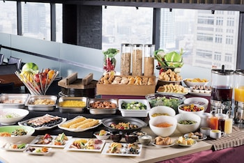 SHINJUKU WASHINGTON HOTEL MAIN Breakfast Area