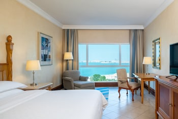 Club Sea View, Club lounge access, Guest room, 2 Twin / Single Bed(s)
