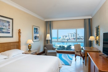 Deluxe Sea View, Guest room, 1 King