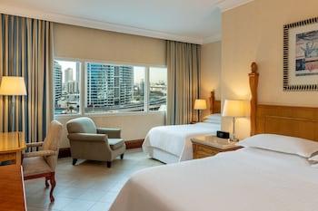 Triple Deluxe, Guest room
