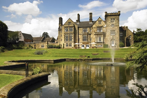 Breadsall Priory Marriott Hotel & Country Club, Derbyshire