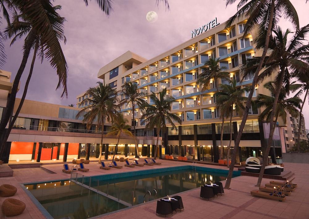 노보텔 뭄바이 주후 비치