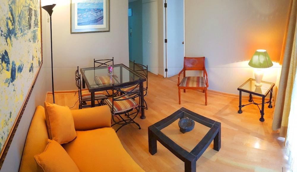 템포 렌트 아파트 호텔(Tempo Rent Apart Hotel) Hotel Image 9 - Living Area