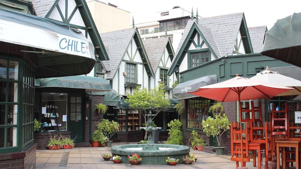 템포 렌트 아파트 호텔(Tempo Rent Apart Hotel) Hotel Image 36 - Property Grounds