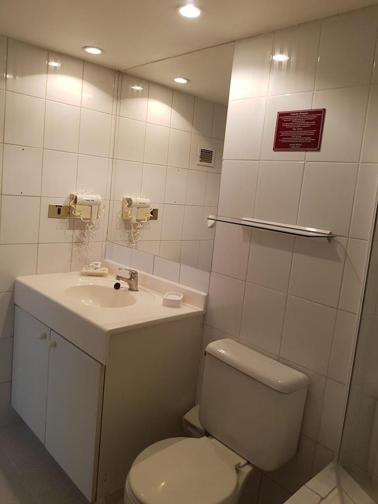 템포 렌트 아파트 호텔(Tempo Rent Apart Hotel) Hotel Image 24 - Bathroom