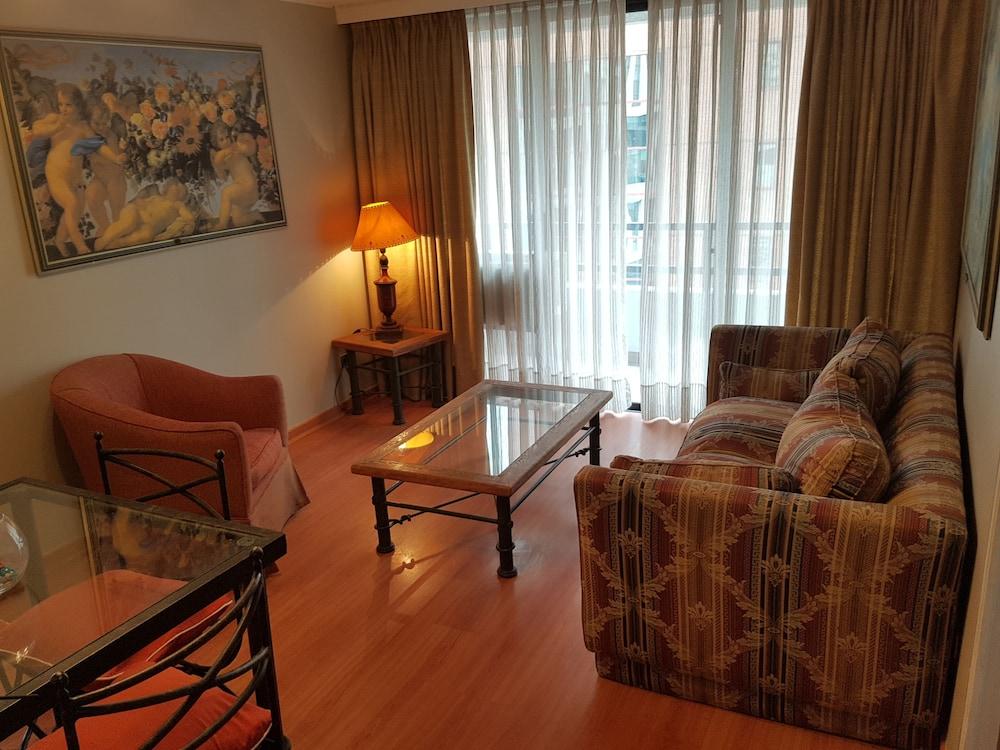 템포 렌트 아파트 호텔(Tempo Rent Apart Hotel) Hotel Image 11 - Living Area