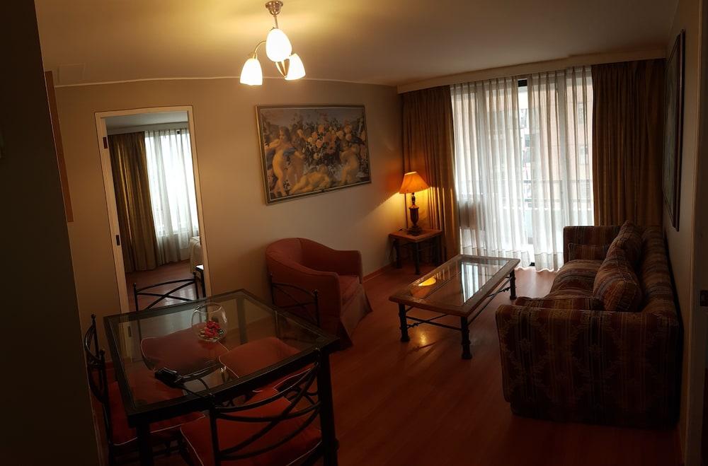 템포 렌트 아파트 호텔(Tempo Rent Apart Hotel) Hotel Image 12 - Living Area