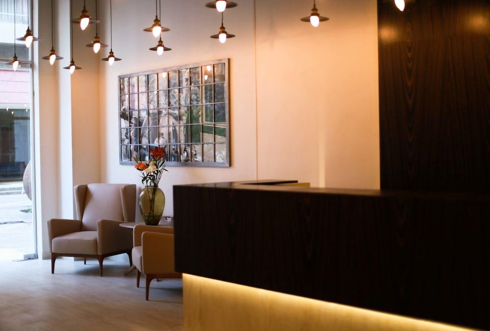 템포 렌트 아파트 호텔(Tempo Rent Apart Hotel) Hotel Image 19 - Reception