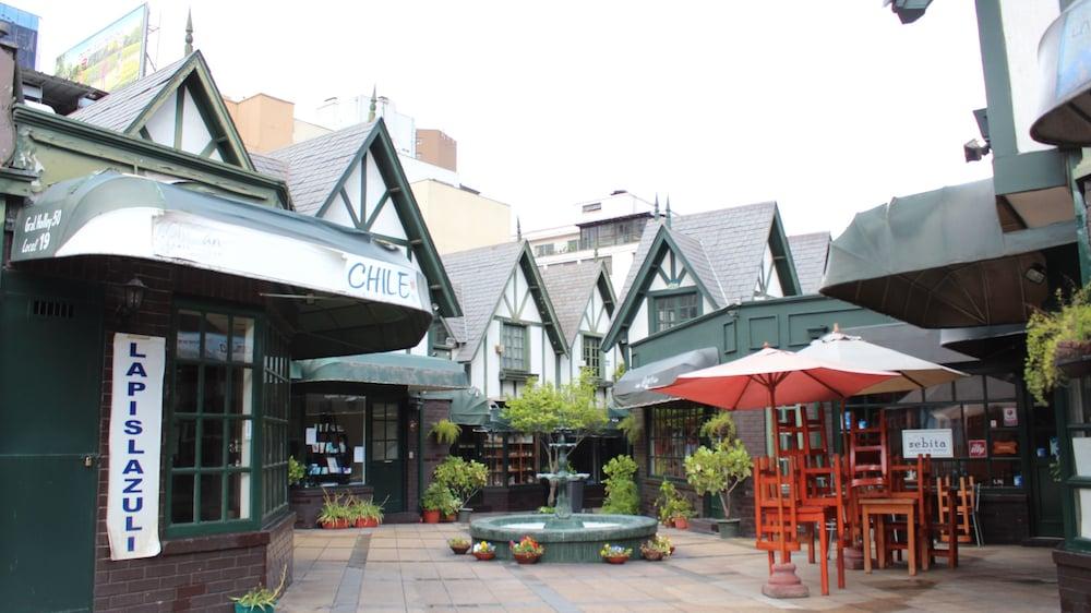 템포 렌트 아파트 호텔(Tempo Rent Apart Hotel) Hotel Image 34 - Property Grounds