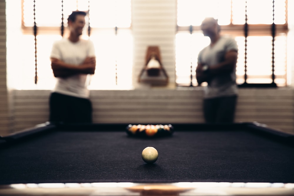 Recreation : Billiards 12 of 48