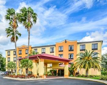 Hotel - Comfort Suites Tampa - Brandon