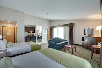 Standard Room, Multiple Beds, Non Smoking, Kitchenette (with Sofabed)