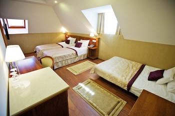 Standard Üç Kişilik Oda, 1 Yatak Odası