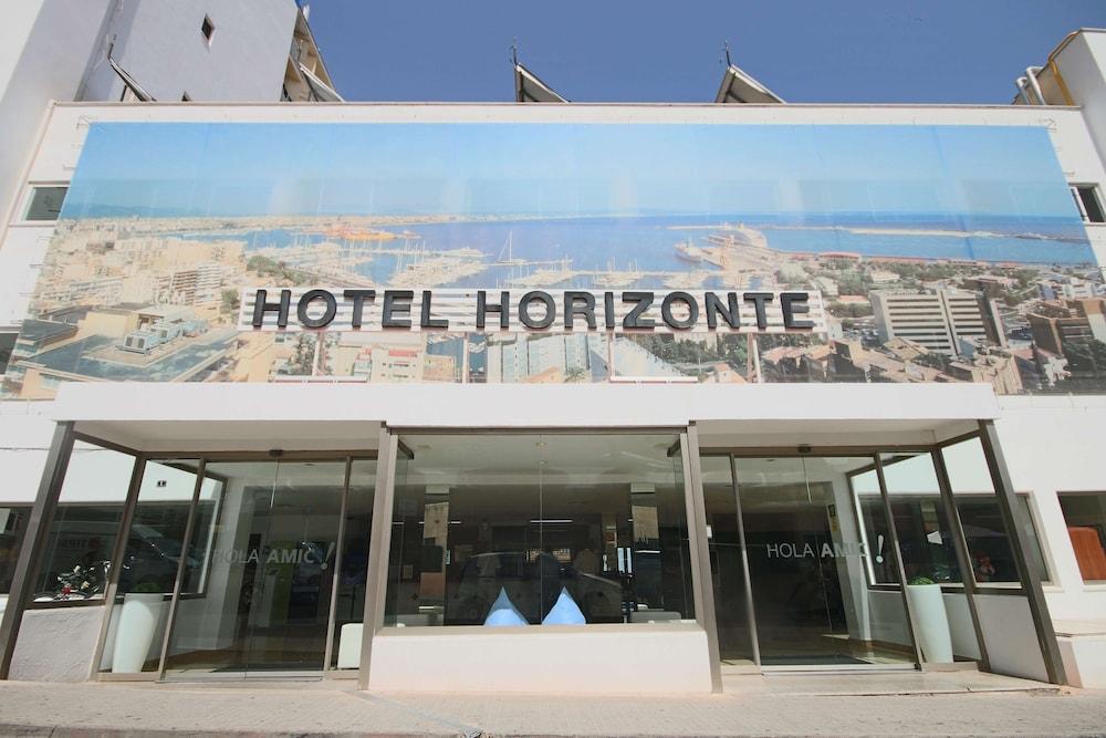 Hotel Amic Horizonte, Imagem em destaque