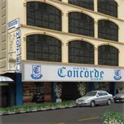 Concorde Hotel Dokki, Ad-Duqi