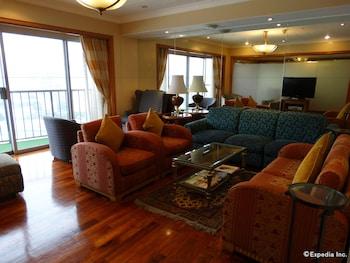 Century Park Hotel Manila Executive Lounge