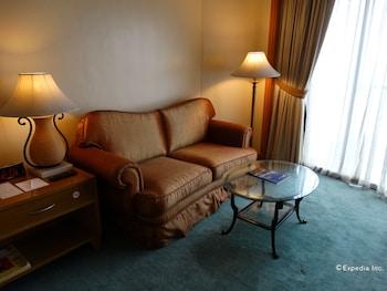 Century Park Hotel Manila Living Room