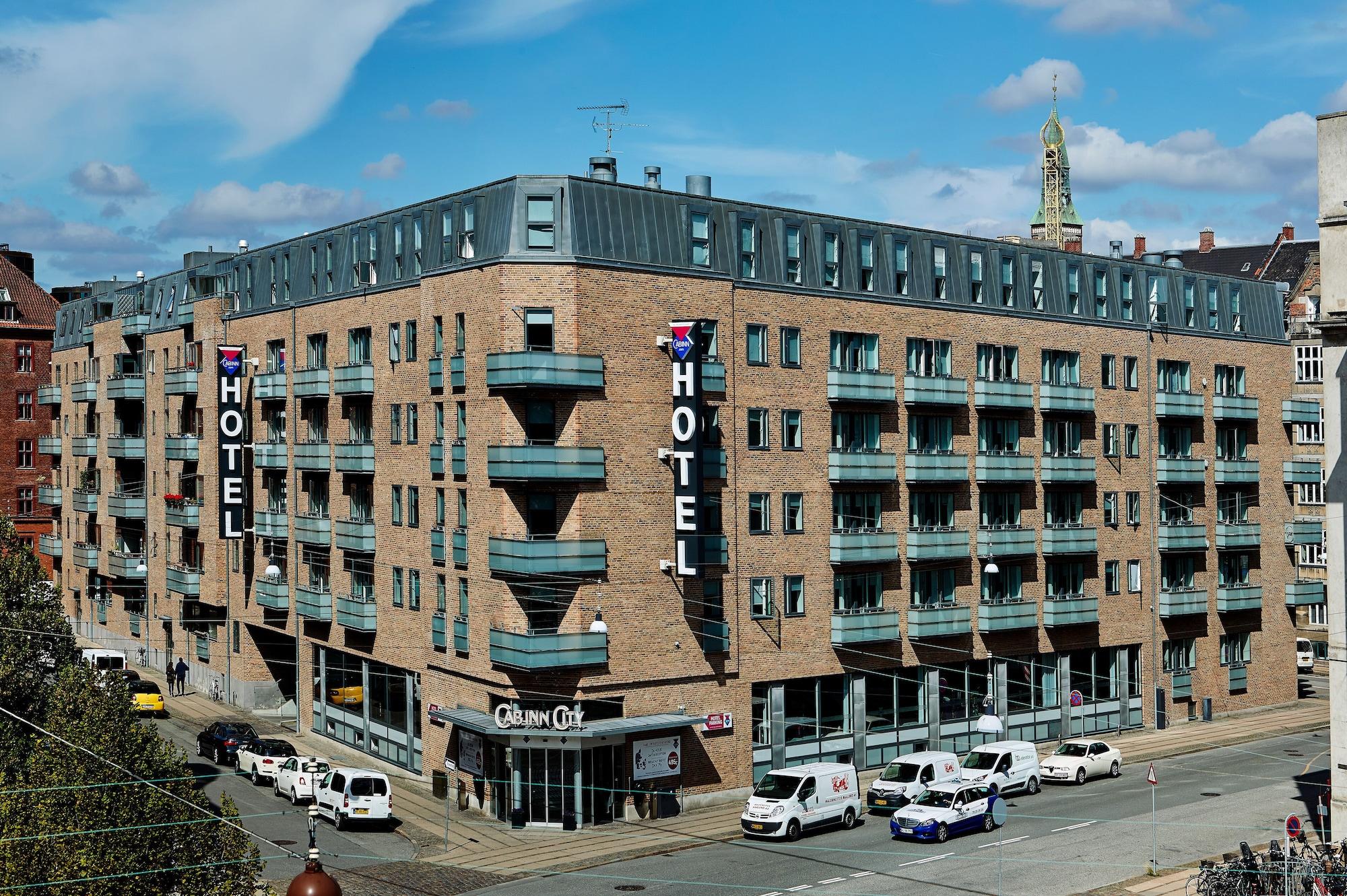 CABINN City Hotel, Copenhagen