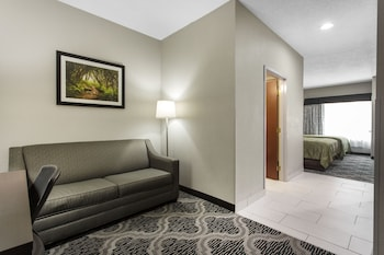 Suite, Multiple Beds, Non Smoking (2 Queen Beds, Sofa Bed)
