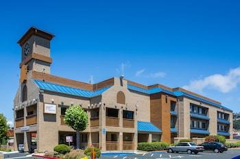 埃爾塞里托/伯克利速 8 飯店 Hotel Mira Vista