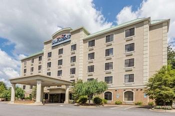 阿什維爾 - 比爾特摩村溫德姆貝蒙特飯店 Baymont by Wyndham Asheville/Biltmore Village