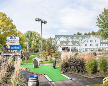 Hotel - Comfort Inn & Suites-White Mountains