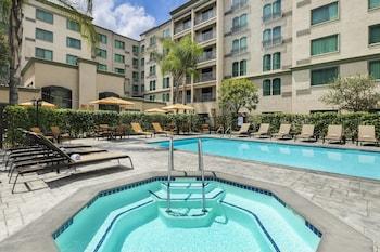 帕薩迪納老城萬怡飯店 Courtyard by Marriott Old Pasadena