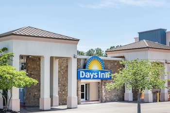 夏洛蒂鎮大學區溫德姆戴斯飯店 Days Inn by Wyndham Charlottesville/University Area