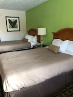 Room, 2 Double Beds at Days Inn by Wyndham Myrtle Beach-Grand Strand in Myrtle Beach