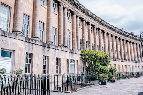 The Royal Crescent Hotel & Spa, Bath and North East Somerset