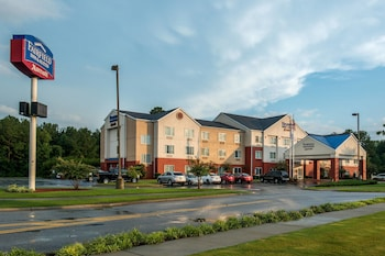 Hotel - Fairfield Inn & Suites Jacksonville