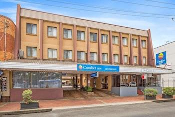 中間點凱富飯店 Comfort Inn Centrepoint