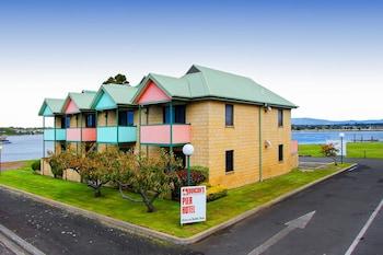 皮爾凱富飯店 Comfort Inn The Pier
