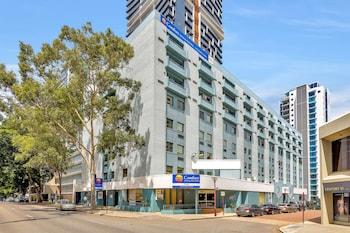 珀斯古蒂爾斯凱富套房飯店 Comfort Inn & Suites Goodearth Perth