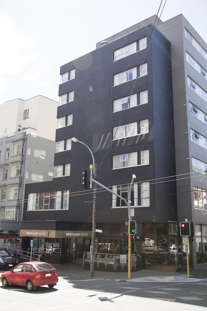 머큐어 웰링턴 아벌 타스만(Mercure Wellington Abel Tasman) Hotel Image 51 - Hotel Front