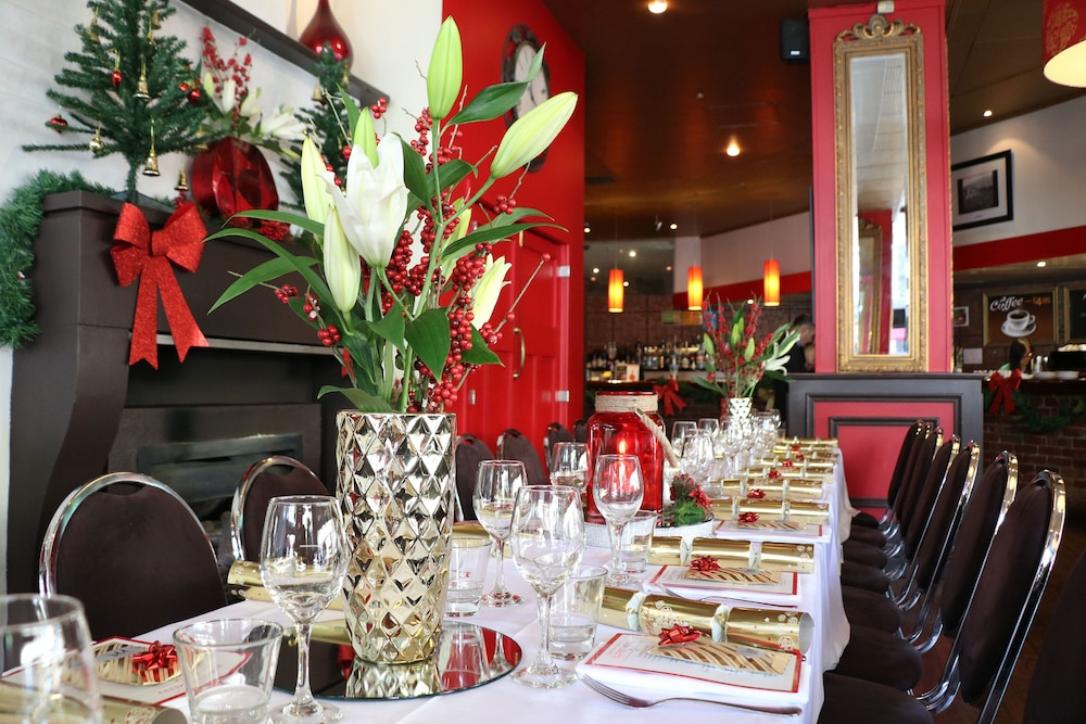 머큐어 웰링턴 아벌 타스만(Mercure Wellington Abel Tasman) Hotel Image 34 - Restaurant
