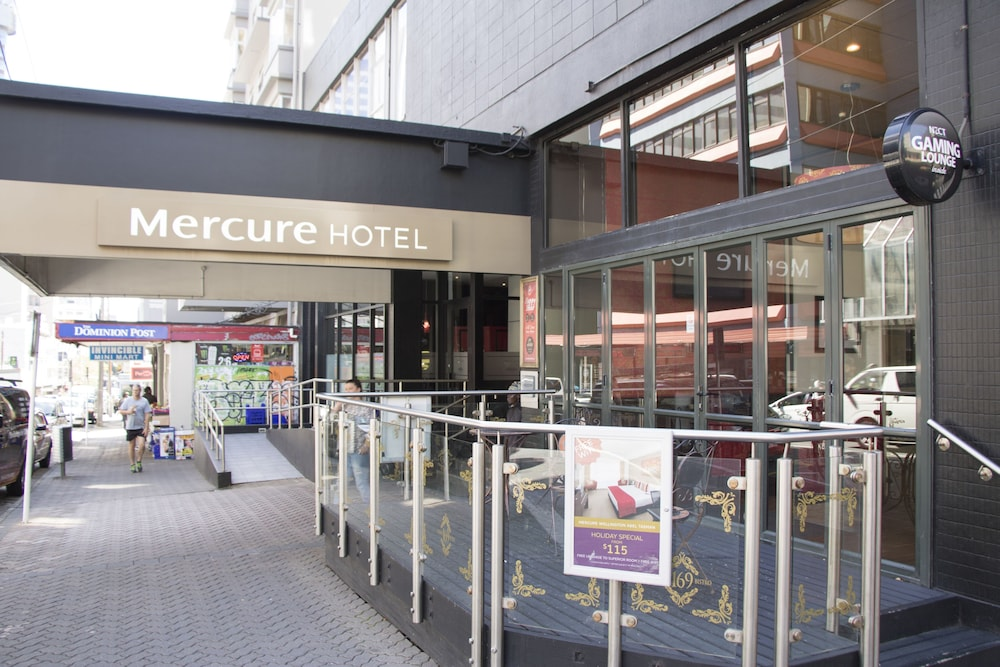 머큐어 웰링턴 아벌 타스만(Mercure Wellington Abel Tasman) Hotel Image 52 - Hotel Front