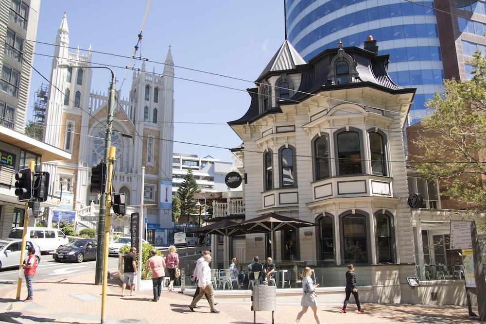 머큐어 웰링턴 아벌 타스만(Mercure Wellington Abel Tasman) Hotel Image 54 - Street View
