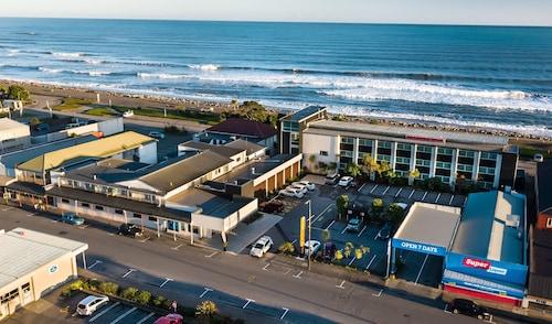 . Beachfront Hotel
