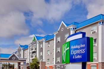 Hotel - Holiday Inn Express Hotel & Suites Calgary S-Macleod Trail S
