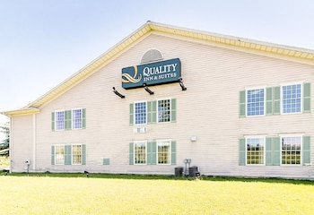 Hotel - Quality Inn & Suites Schoharie near Howe Caverns