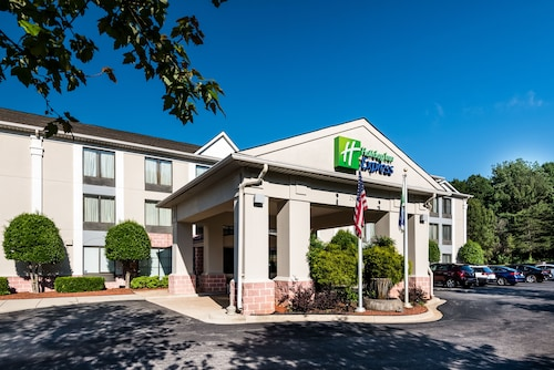 . Holiday Inn Express Charlotte Belmont Airport